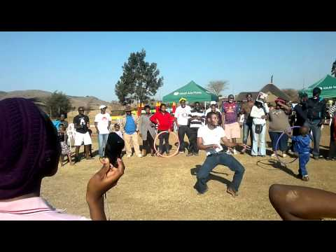 DANCE OFF! Swazi Style with DJ Muscle at Hawane Resort.. Family Fun Day