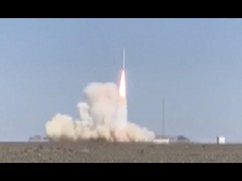 Китайцы впервые запустили легкую ракету-носитель Jielong-1