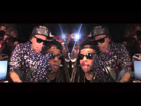 Irie (ft. Wiz Khalifa) (unOFFICIAL VIDEO) - Ty$