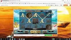 Jugando en Casino Online de Betsson / Tragamonedas