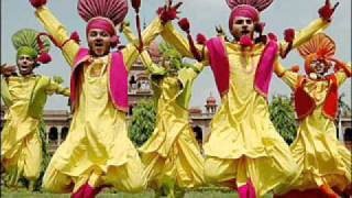 Punjabi Bhangra Big Mix Of Songs