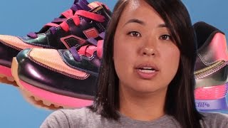 Can Women Guess Which Sneaker Is More Expensive?