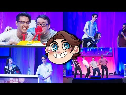 I WAS ON STAGE! || w/ DAGames, Bigbst4tz2 & Mini Muka @ Inso