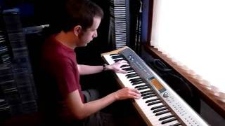 Empire State of Mind (Part II) Broken Down - Alicia Keys (piano cover)