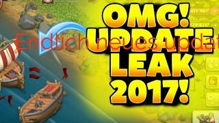 Endlich das neue clash of clans update.