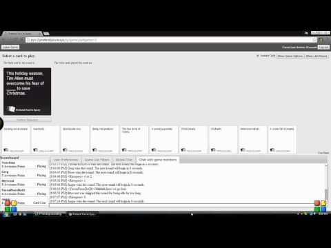 cards against humanity pt1