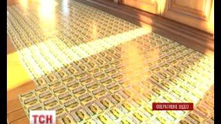 Генпрокурор показав, як голова Апеляційного суду ховав гроші в мантію