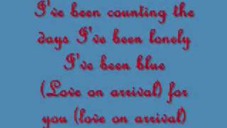 Dan Seals-Love On Arrival and Lyrics YouTube Videos