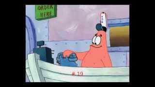 Top 25 Moments of Patrick Star