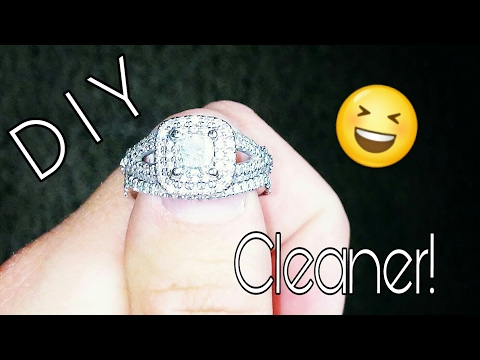 How To DIY Ring Clean