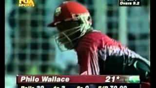 Philo Wallace 103 vs South Africa 1998 CHAMPIONS TROPHY