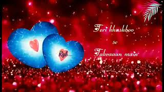 O karam khudaya ve_female romantic whatsapp video states best status gift love status Sagar 😉....