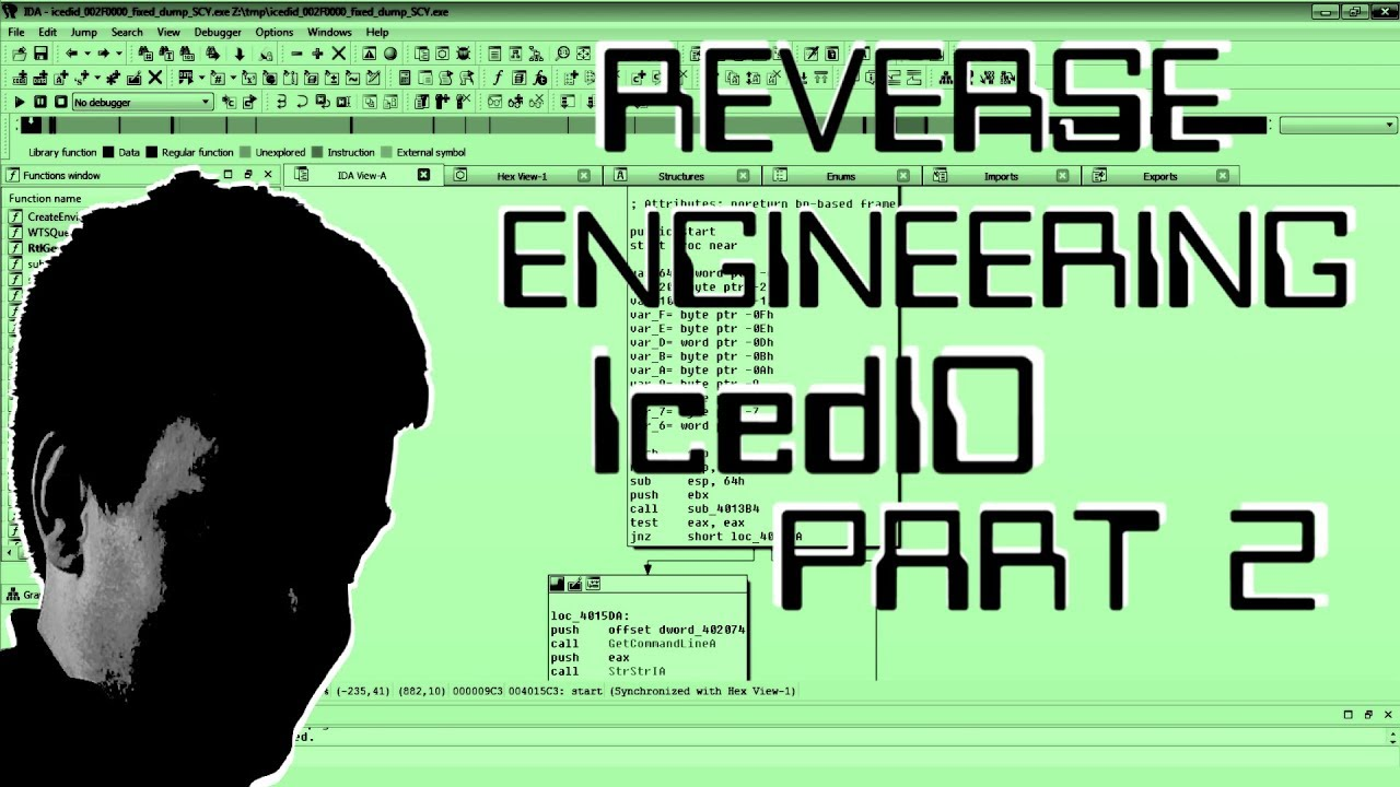 Reverse Engineering IcedID / Bokbot Malware Part 2