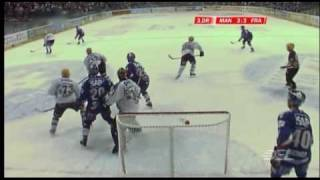 Adler Mannheim vs Frankfurt Lions 59:59 + OT, 1. DEL-Viertelfinale 2007