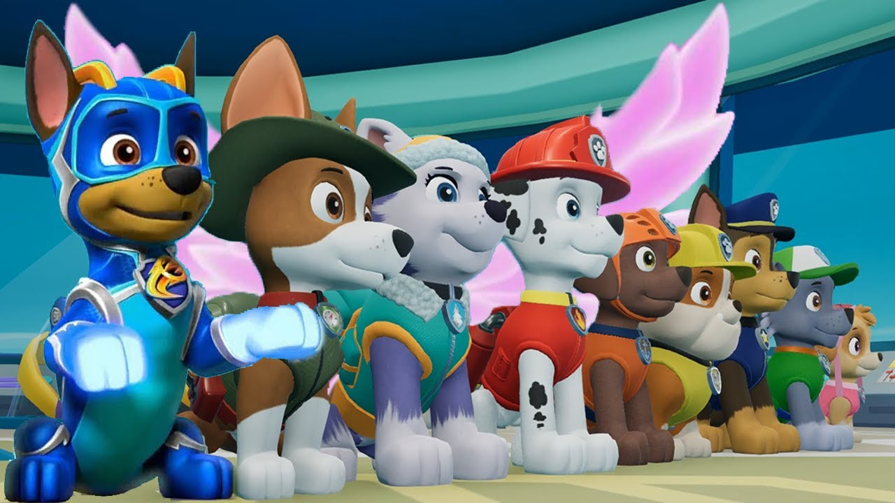 Download PAW Patrol On a Roll - Skye, Tracker, Ryder Ulitmate Rescue Missions on Adventure Bay Nick Jr
