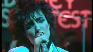 Siouxsie and the Banshees - Metal postcard