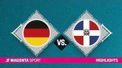 Deutschland - Dominikanische Republik | Gruppenphase, FIBA-WM | MAGENTA SPORT