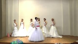г.Пружаны: дефиле свадебного салона