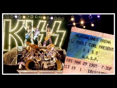 "KISS - ""Stairway to Heaven/Black Diamond"" - Meadowlands Arena, 1985"