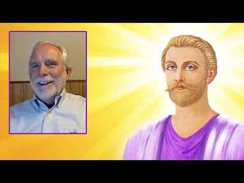 Saint Germain on the Violet Laser Light, Liquid-Crystal Beingness and the Ascension