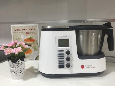 Robot de cozinha doovi for Robot monsieur cuisine plus