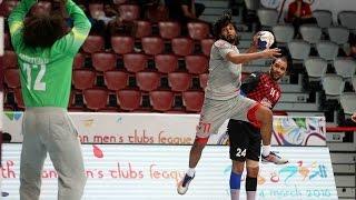 الشوط الثاني | لخويا 27 - 22 الأهلي الإماراتي | البطولة الآسيوية لكرة اليد2016