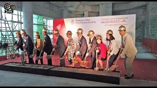 munsang的Topping-out Ceremony for New Block E相片