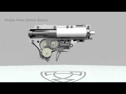 APS HYBRiD Gear Box