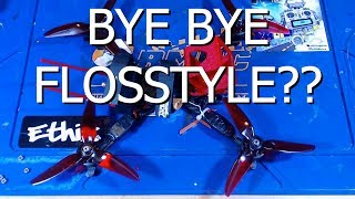 BYE BYE FLOSSTYLE!!  JUST NOT FOR ME :(