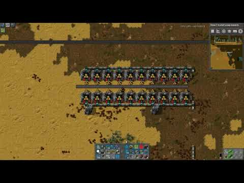 Factorio - Bobs Mod - Ep 038 - Lithium Products
