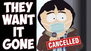 New South Park pandemic special already bringing tears?! Needs state approved comedy?