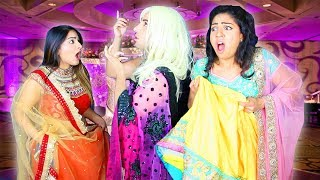 How Girls Get Ready For A Brown Wedding!