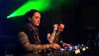 PETDuo @ Awakenings Fest 2014, NL