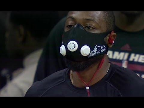 Elite Basketball Workouts With Elevation Training Mask