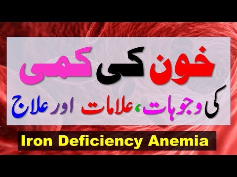 Iron Deficiency Anemia Symptoms Causes & Treatment With Natural Foods