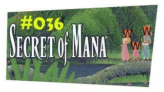 Secret of Mana #036 Die Manaburg