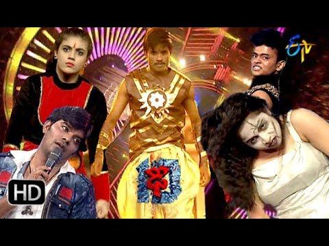 Dhee 10 | Semi Finals | 20th June 2018 | Full Episode | ETV Telugu