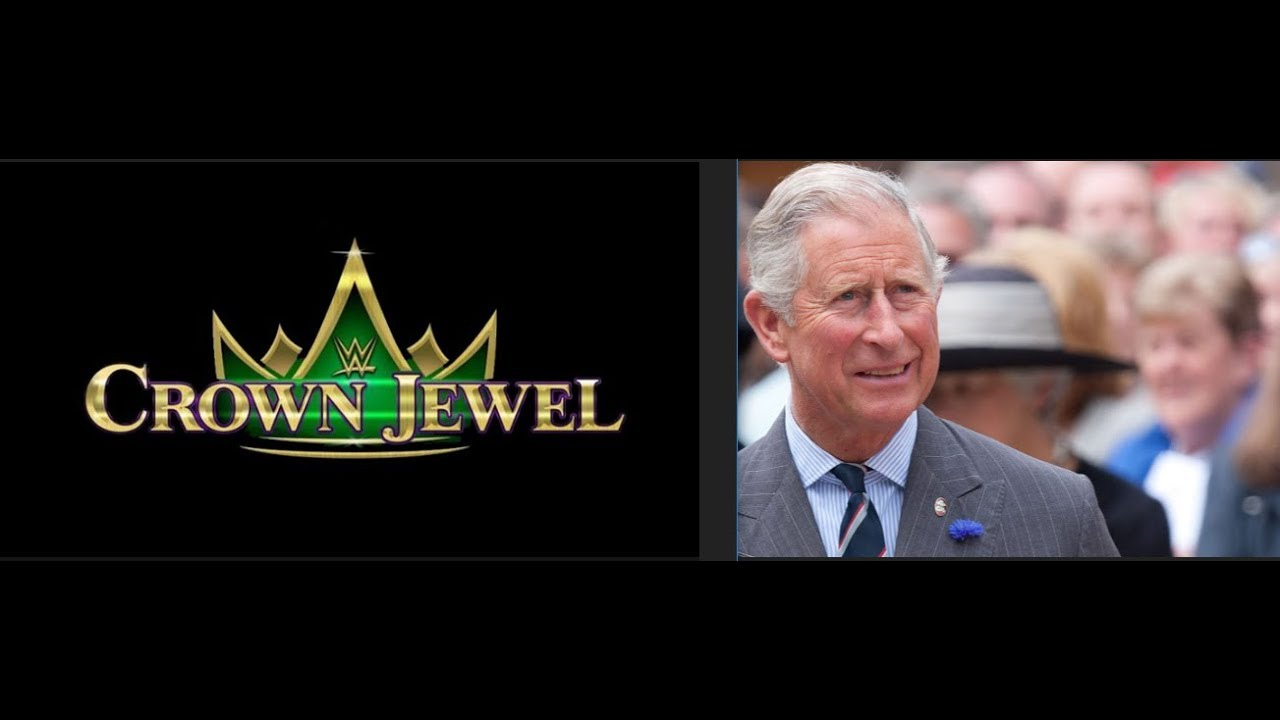 WWE Crown Jewel-Royal Rumble and the symbolism to the Royal Family-Earthquakes
