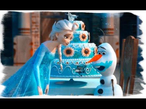 Кто и как озвучивал «Холодное торжество» / Новый мультик с персонажами из «Холодного сердца»