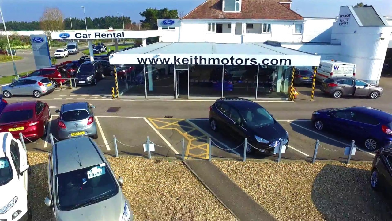 New Used Cars Dorset Hampshire Keith Motors
