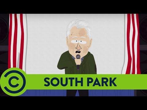 Bill Clinton's Gentlemen's Club - South Park | Comedy Central UK