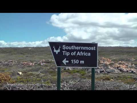Cape Agulhas and the old Lighthouse