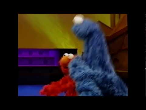 Sesame Street Elmopalooza - Cookie Monster Roar