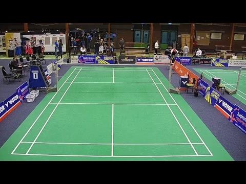 Semifinals - 2018 Victor Dutch International