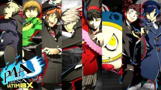 Persona 4:Arena Ultimax [Break Out Of -Instrumental vers.]