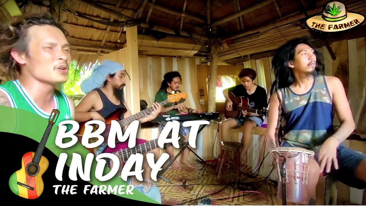 The Farmer - BBM at Inday (Acoustic Live)