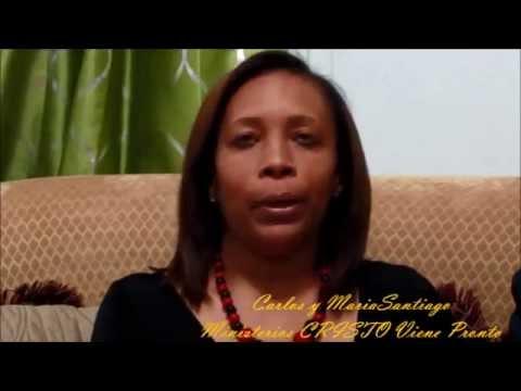 testimonio Maria Santiago,vision a cumplirse pronto, muerte, destuccion,
