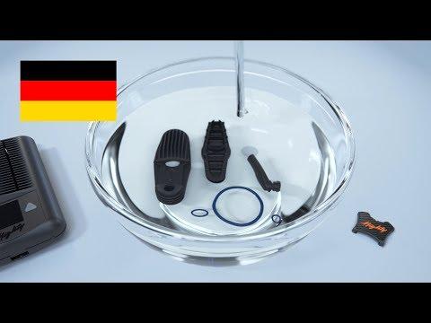 MIGHTY – Reinigung (by Storz & Bickel)