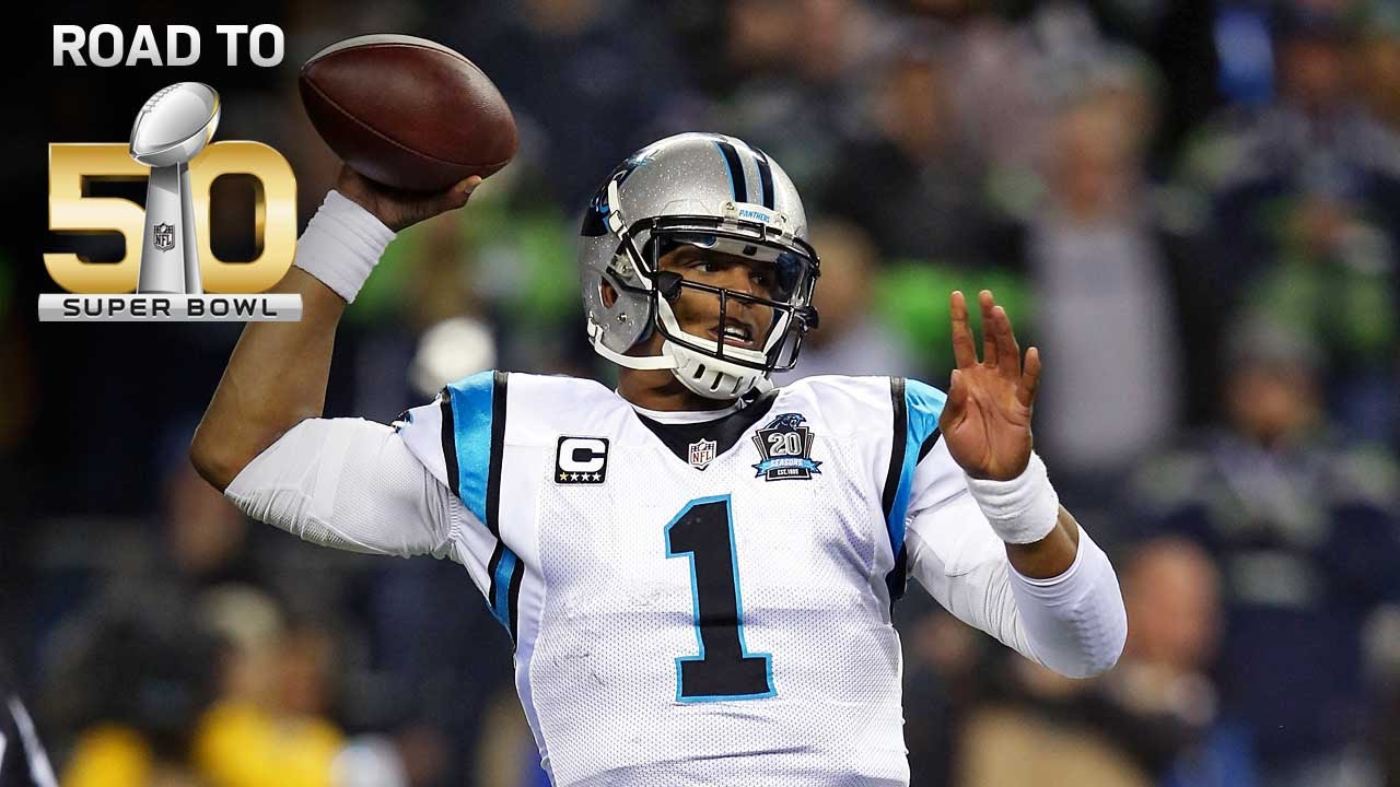 Road To Super Bowl 50 Panthers Youtube