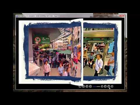 DAY TRIP TOURS: BANGKOK 2013. GONE SHOPPING WITH EMIL